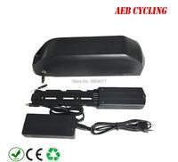 Frete grátis para baixo tubo 60 v 10Ah/11.6Ah/12.8Ah/13.2Ah/14Ah bateria 500 w 750 w 1000 w 1200 w ebike bateria para ancheer bicicleta