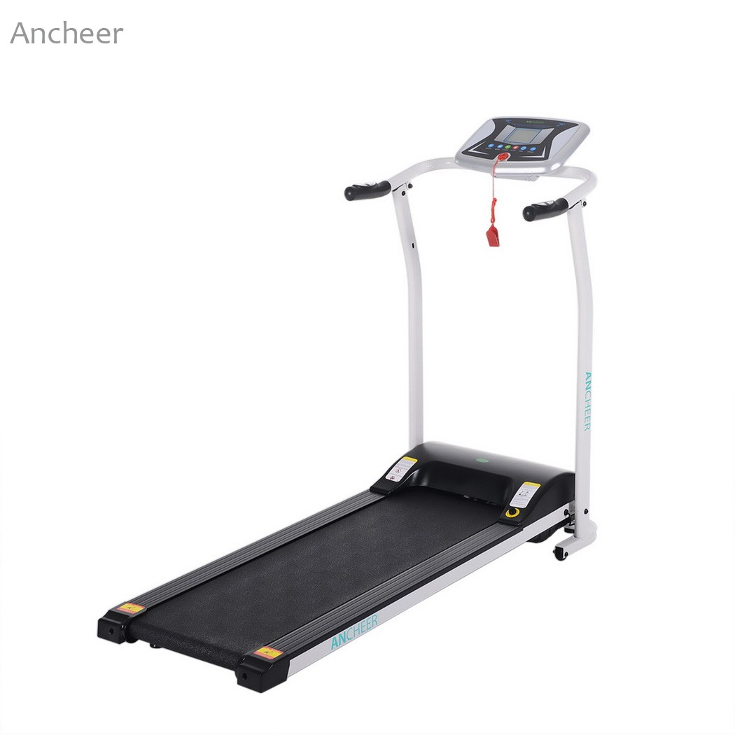 Aliexpress Com Buy Ancheer New Electric Treadmill Mini