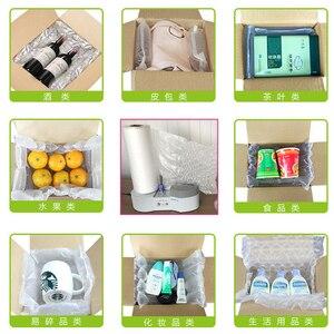 Image 5 - Air Pillow Cushion Bubble Packaging Wrap Maker Machine  Air Pack 1000 + Film