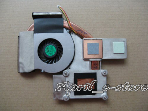 New for HP Compaq Presario CQ36 CPU Fan Heatsink 591431-001 ,free thermal paste ,Free shipping ! ! brand new for sony vpc sa sd sr sb cpu fan with heatsink 300 0101 1831 free shipping
