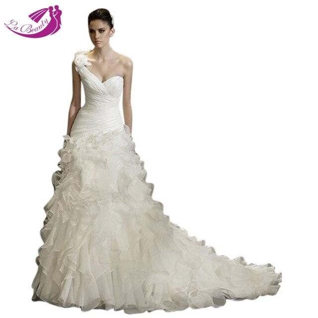 Blanco y rojo de la boda vestido europeo y americano del estilo de ...