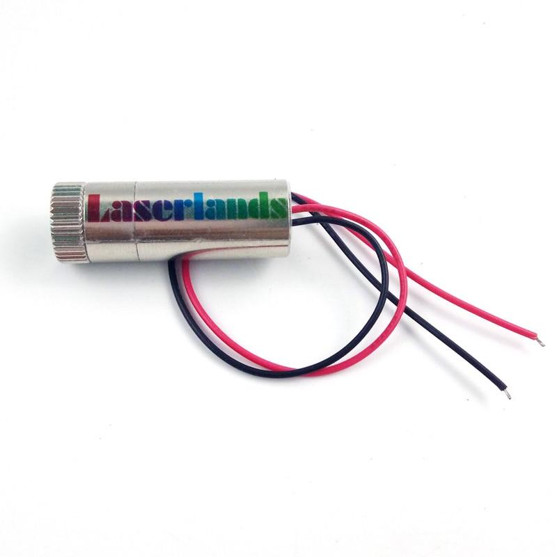 3.0-3.6V Focusable 450nm 50mW-80mW Dot Blue Laser Lazer Module OSRAM Diode 3 5v 450nm 50mw focusable blue laser dot module with aluminum heatsink