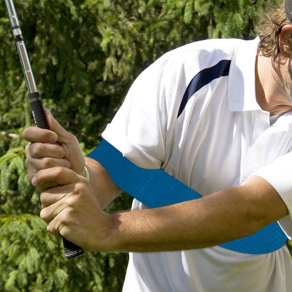 Golf Arm Posture Motion Correction Belt Durable Smooth Swing Training Aid Elastic FI-19ING