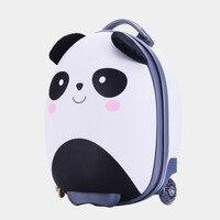 Kids Cute Carton Bag Panda