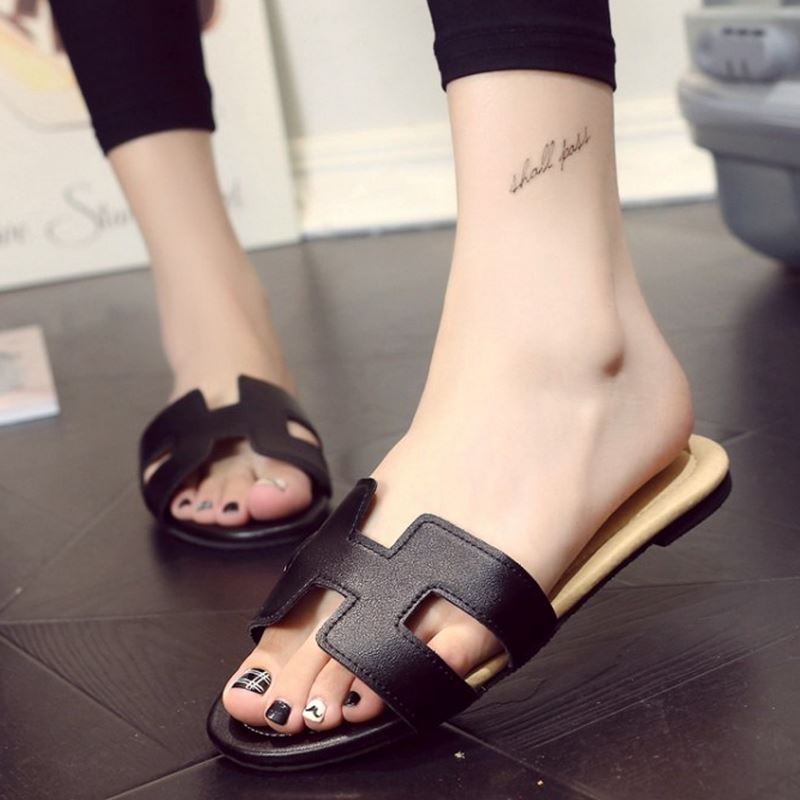 New arrival leisure women sandals slippers summer