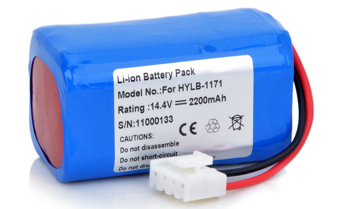2200mAH New Electrocardiogram machine battery for SPRING ECG-906A ECG-2203B HYLB-1171 ECG-2206G replacement for vital signs monitor medical twslb 008 hylb 1049 m3 ecg machines battery