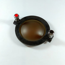 Finlemho repair speaker diaphragm high power polymer 44mm voice coil tweeter dome for professional audio