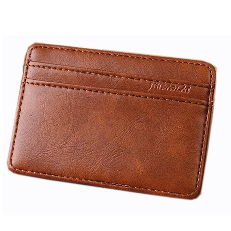 цены  Men Wallet 2015 New Genuine Leather Brand Wallets credit Card holder Purse Pockets