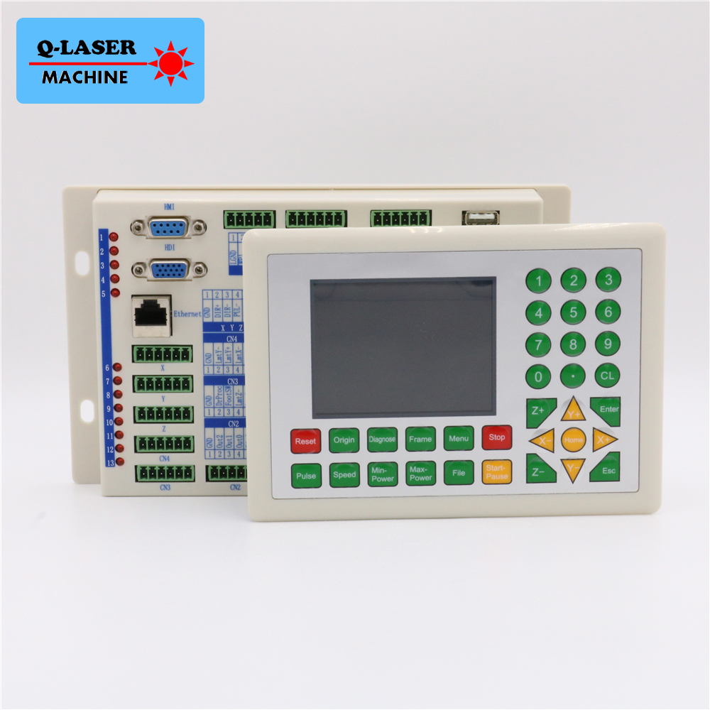 все цены на Ruida RD6332G Co2 Laser DSP Controller for Laser Engraving and Cutting Machine 3 Axis control онлайн