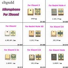 cltgxdd  Micorphone MIC For Xiaomi 2A Mi2  Redmi 1 1S 2 Pro Redmi Note 3G  2 3Pro 4 4x 4Global Speaker Inner Repair Parts 1s 2s 2a m4 note t8907 w8907