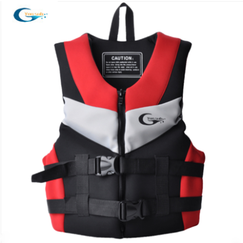 Waterproof Beach Drifting Lifesaving Swimming Rescue Adult life Vest Lifejacket Life Jacket Over outdoor swimming beach drifting waterproof bag blue 1 5l