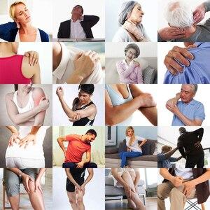 Image 2 - 160 teile/los Chinesische Medizinische Muscle Joint Pain Relief Patch Fernen infrarot Arthritis Schmerzen Zu Lindern Gips Gesundheit Produkte Großhandel