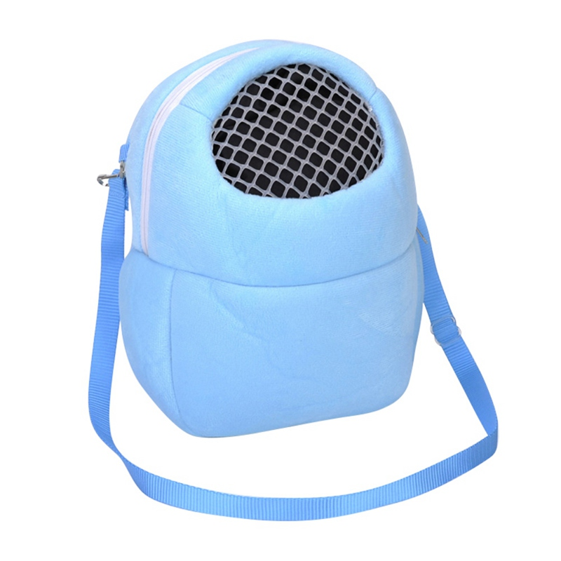 Portable Small Animals Carrier Warm Sleeping Travel Hanging Bag For Pets Rat Hamster Hedgehog Chinchilla Ferret Product Supplies