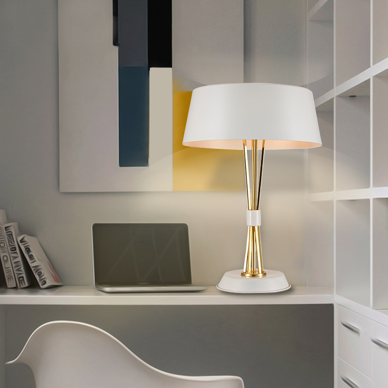 Nordique Moderne Lampe de Table Lampe De Bureau Utilisé dans la Chambre Table de chevet Bureau - 3