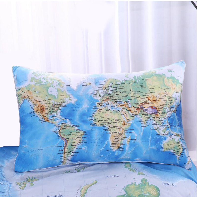 Image 4 - 3D Basketball Pillowcase Decorative Pillow Case 48x74cm Size 1 PC Wholesale Price-in Pillow Case from Home & Garden