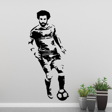 Famous Football Liverpool FC Salleh Wall Stickers For Kids Room Decal Living Room Vinyl Mural
