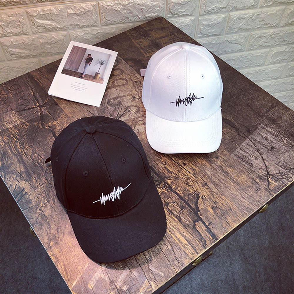 Womail   baseball     cap   Summer   Cap   Hats Couple Letter Unisex Snapback Hip Hop Flat Hat Adjustable Hat new 2019 dropship f22