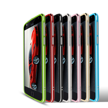 For Motorola Moto Z Play Bumper Case Aluminum Metal Frame Border Case For Moto Z Play Cover Shockproof Shield For Moto Z 5.5'' цена