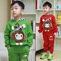 Хлопок костюм детей Детские Мальчики весна 2015