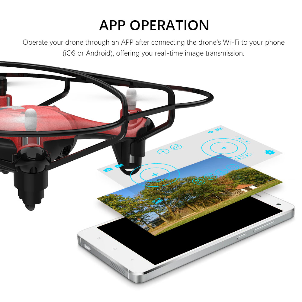 Image 3 - APEX Mini Camera Drone 720P FPV Camera Mini Drone Dron With Camera HD Quadcopter RC Helicopter Altitude Hold Headless Mode-in RC Helicopters from Toys & Hobbies