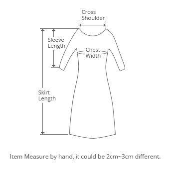 Sequins Print Loose Short Sleeve Dress 1