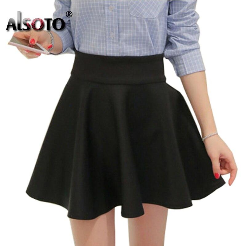 Summer Korean Skirts Womens Sexy Mini Skirt Jupe Femme Pleated Skirt Faldas Cortas Saia Dance Jupe Tulle Skirts Kawaii Etek Tutu
