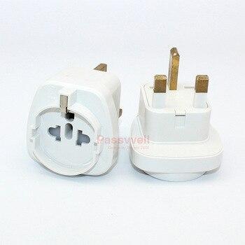 10 pcs/lot ,10A250V, British standard conversion plug, Singapore conversion plug,global travel special conversion plug фото