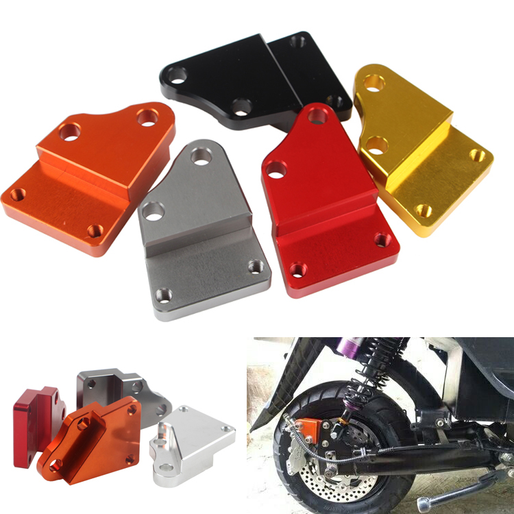 Motorcycle Rear Brake Adapter/bracket/support 220mm 260mm For Frando Hf6 Adl07 Rpm Caliper For Yamaha Scooter Dirt Bike Modify keoghs motorbike rear brake caliper bracket adapter for 220 260mm brake disc for yamaha scooter dirt bike modify
