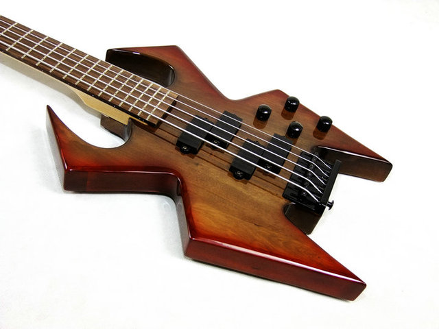 Stylish Powerful Bass Guitar