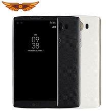 Оригинальный разблокированный сотовый телефон LG V10 H900 Hexa Core 5,7 дюймов LTE 4G 4 Гб ОЗУ 64 Гб ПЗУ 16,0 Мп Android 1080P одна SIM-карта