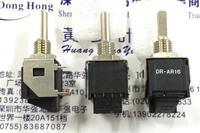 5 шт./лот открытым DR-AR16 код переключатель, 16 киосков вертикальный поворотный переключатель, 4:1 контактный