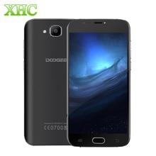Doogee X9 мини отпечатков пальцев 5.0 дюймов Android 6.0 смартфон MTK6580 Quad Core WCDMA 3 г мобильный телефон Dual SIM 1 ГБ 8 ГБ сотовые телефоны