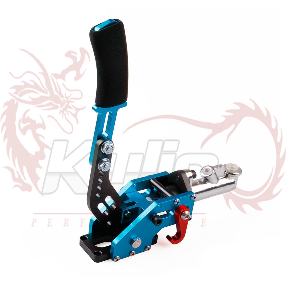 KYLIN STORE - Universal Car Hydraulic Handbrake Racing handbrake drift hand brake parking color black blue red Замок