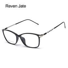 Reven Jate okulary moda pełna obręczy okulary optyczne rama okulary korekcyjne dla mężczyzn i kobiet okulary korekcyjne Vision