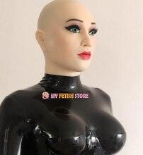 Perücke Silikon Weiche Gesicht
