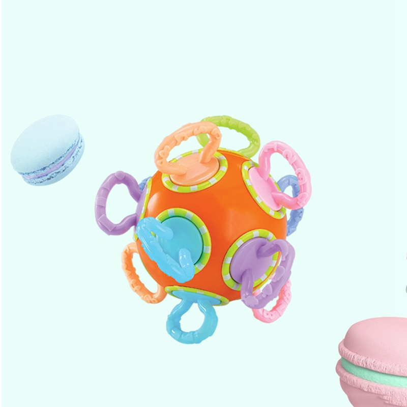Grab The Molars,Grab The Rattle,Baby,Early Education,Educational Toys