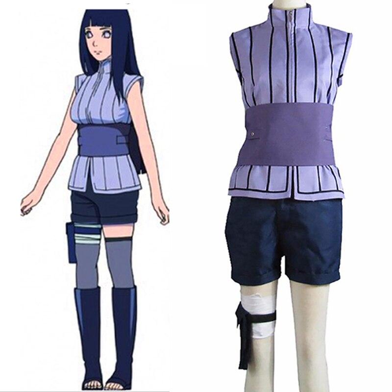 2017 Movie The Last Anime NARUTO hinata hyuga cosplay costume Sexy Hinata halloween costumes, Hinata Hyuga Cosplay,Free Shipping