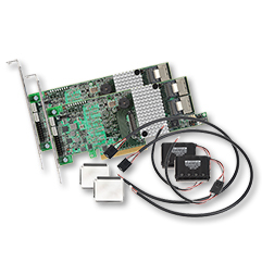 RaidStorage Avago LSI Syncro CS 9271-8i LSI00392 Hot Standby based on shared DAS (direct-attached storage) Controller Card