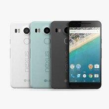"Original LG Nexus 5X H791 H790 4g lte android 5.2"" inch 12MP 16/32GB ROM 2GB RAM Snapdragon 808 Fingerprint FDD LTE Smartphone"