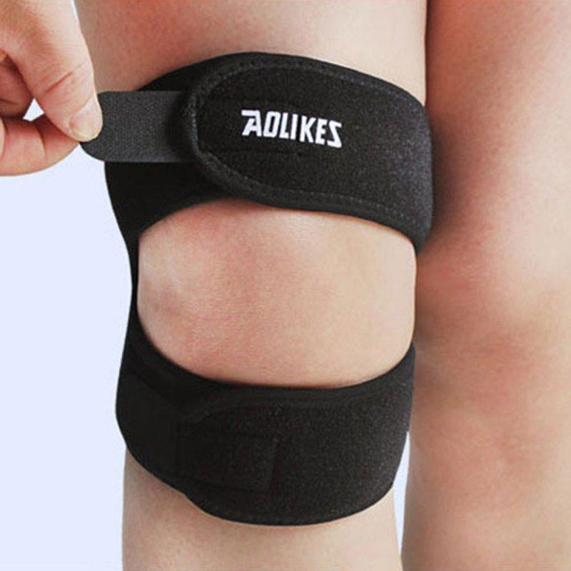 Picior căptușit cu genunchi de susținere brățară de alergare gambă de protecție Patella Sport sală de vânzare la cald