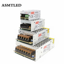 12V Netzteil AC110V-220V ZU DC12V Beleuchtung Transformator 1A 2A 3A 5A 10A 20A 30A 50A 60A Schalt Power versorgung Für Led Streifen