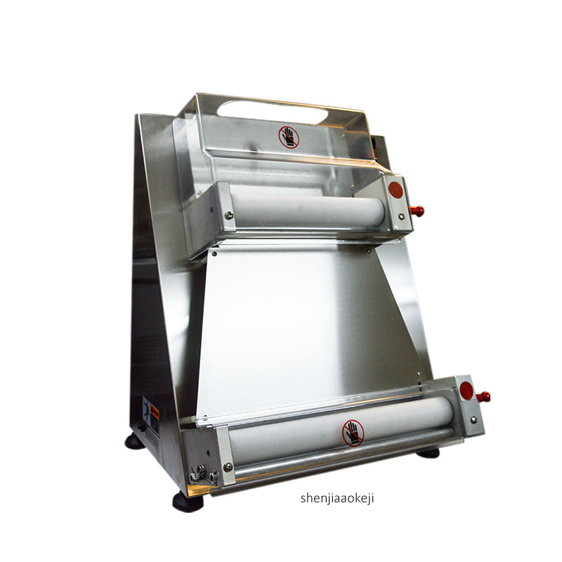 10-40cm Commercial dough pressing machine Automatic Electric bakery pizza dough roller dough press machine Electric pasta tool