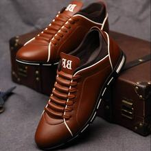 Fashion Men Flats Casual Shoes Loafers M