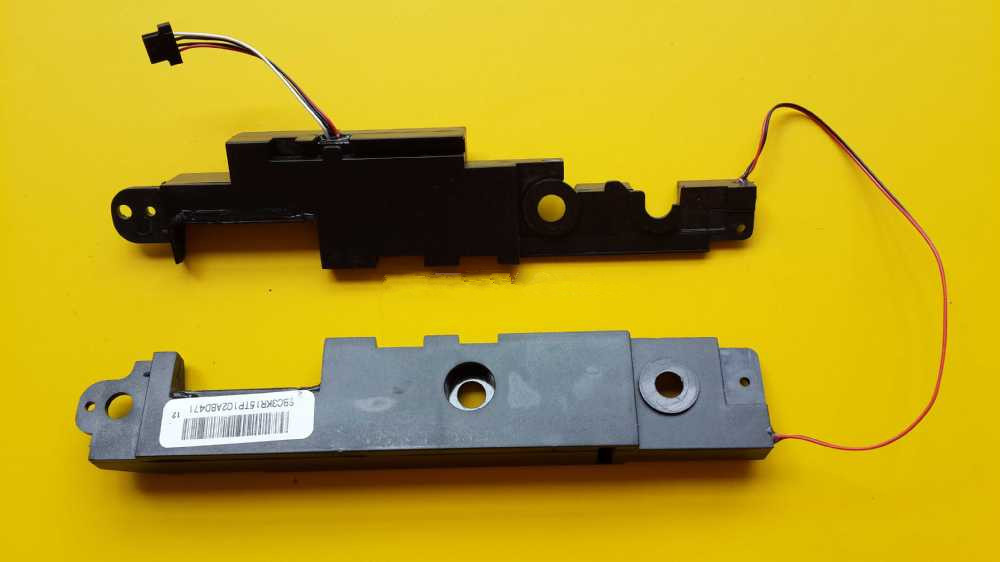 NOKOTION genuine speaker for HP Pavilion G6 G7 G7-1156NR g7-1113cl 641396-001 SBC3KR15T102ABD laptop notebook 17.3 meziere wp101b sbc billet elec w p