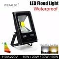 Светодиодный прожектор  водонепроницаемый  10 Вт  20 Вт  30 Вт  50 Вт