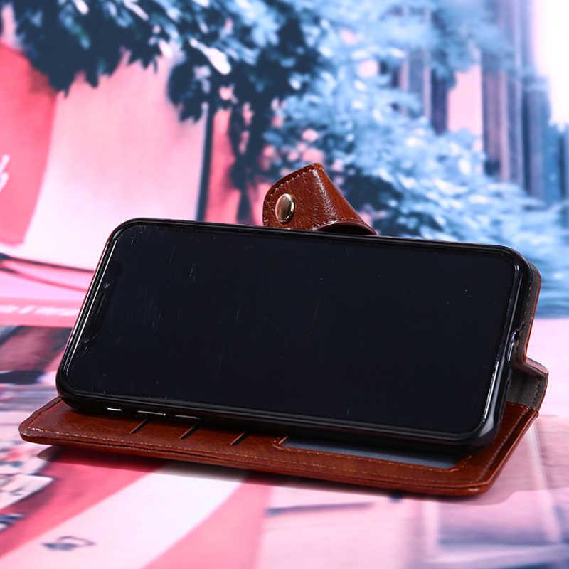 Pour Cubot Hafury Mix Note Plus étui en cuir PU + PC couverture luxe portefeuille Flip Stand pour Cubot H3 J3 J3 Pro Nova Power Rainbow 2