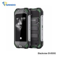 Original Blackview BV6000S Smartphone 4G Android 6.1 HD MTK6735 Ouad Core1.3Ghz 2GB+16GB 13MP GPS Glonass IPS IP68 WaterProof