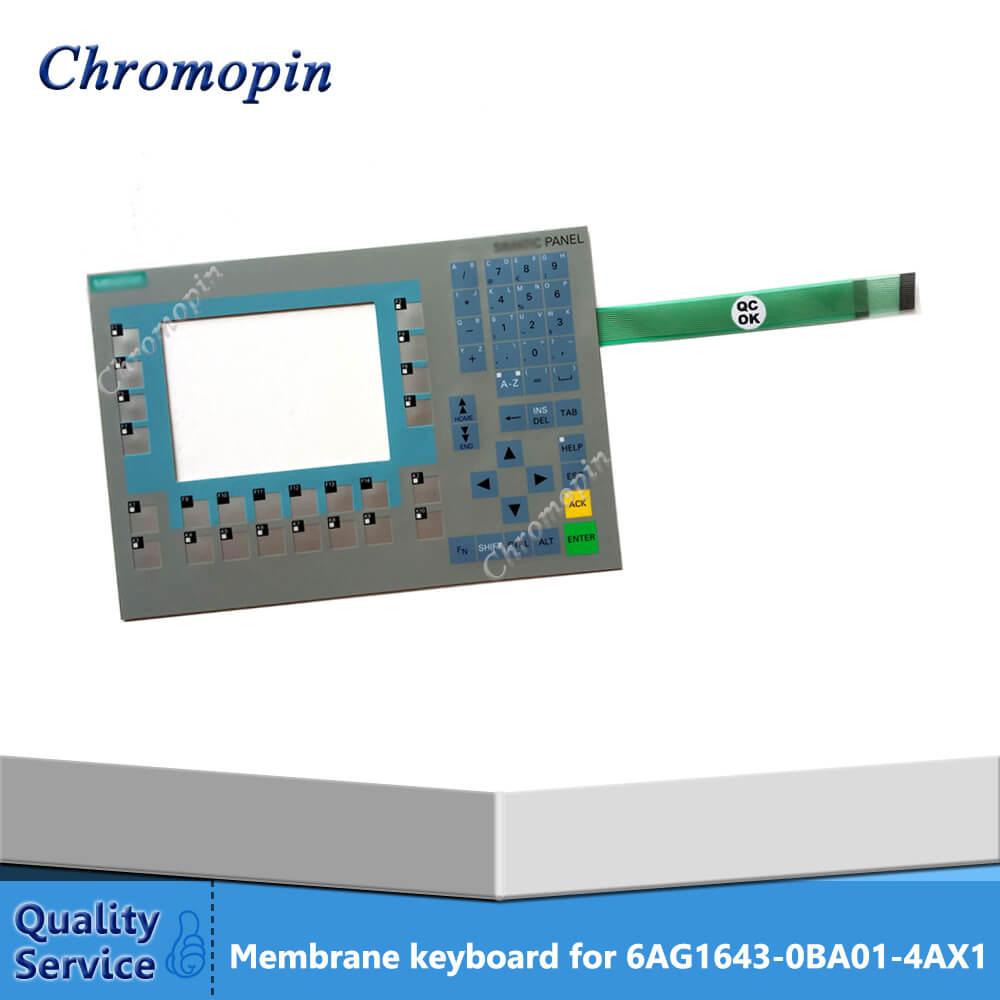цена на Membrane keyboard for 6AG1643-0BA01-4AX1 6AG1 643-0BA01-4AX1 SIPLUS HMI OP277 6