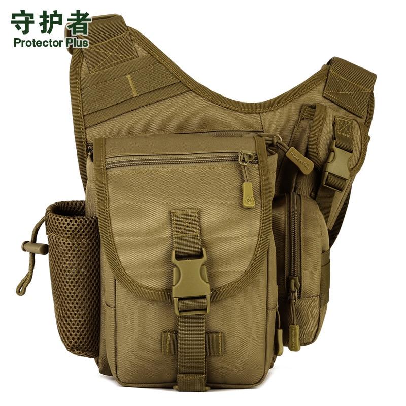 Small Saddle Bag Military Biking Messenger Bag Camera Bag  Camouflage  Army green  A2676~1 sa212 saddle bag motorcycle side bag helmet bag free shippingkorea japan e ems