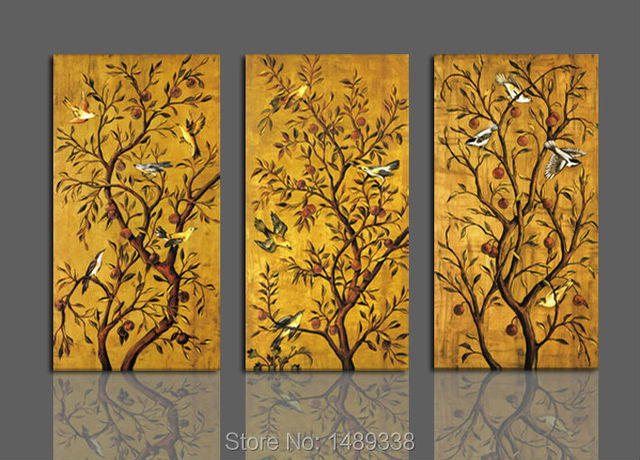 3 panel Framed art Wall Print Painting Large Art HD Picture Home